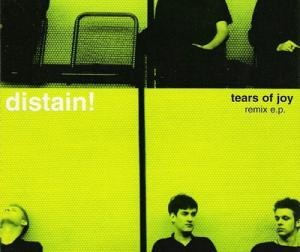 !distain: Tears Of Joy Remix E.P. - Cover