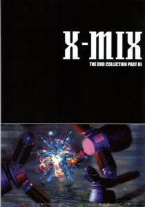 X-Mix The DVD Collection Part 3 - Cover