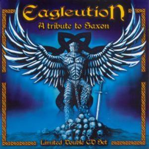Eagleution - A Tribute To Saxon - Cover