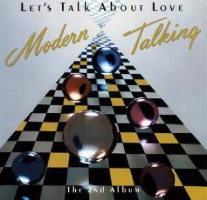 Cover - Modern Talking: Let's Talk About Love