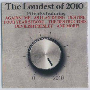 Loudest of 2010, The - Cover