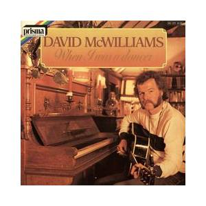 Cover - David McWilliams: When I Was A Dancer