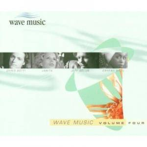 Cover - Bernward Koch & Picante: Wave Music Volume Four