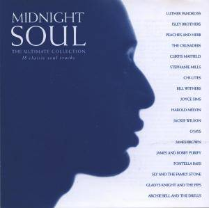 Cover - Crusaders Feat. Randy Crawford, The: Midnight Soul