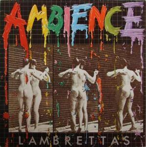 The Lambrettas: Ambience - Cover