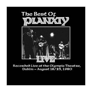 Cover - Planxty: Live At The Olympia 1980