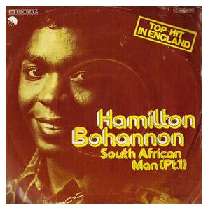 Cover - Hamilton Bohannon: South African Man (Pt. 1) - Have A Good Day