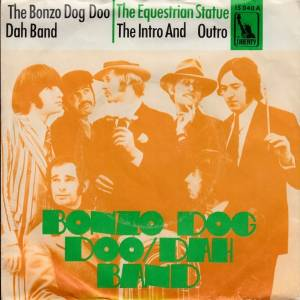 Cover - Bonzo Dog Doo-Dah Band: Equestrian Statue, The