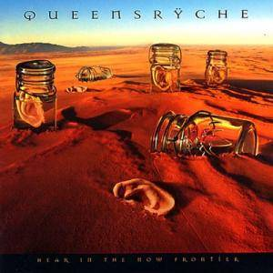 Queensrÿche: Hear In The Now Frontier - Cover