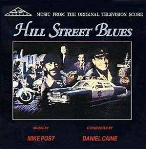 Cover - Mike Post: Hill Street Blues
