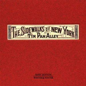 Sidewalks Of New York - Tin Pan Alley, The - Cover