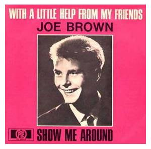 Cover - Joe Brown: With A Little Help From My Friends