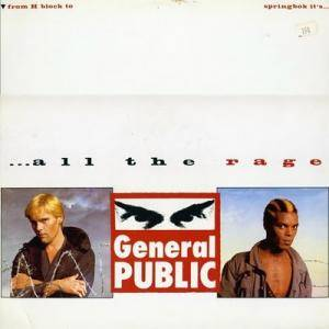 Cover - General Public: ... All The Rage