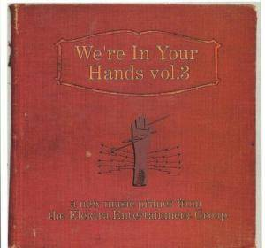We're In Your Hands 3 - Cover