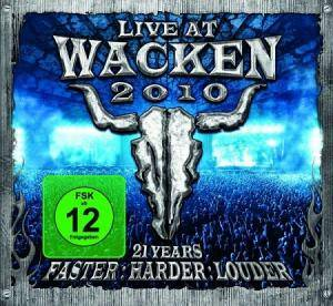 Cover - Skyline: Live At Wacken 2010