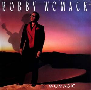 Bobby Womack: Womagic (LP) - Bild 1