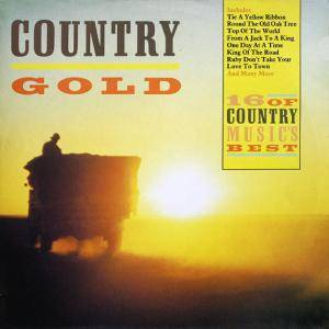 Cover - Johnny Carver: Country Gold