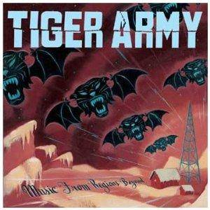 Cover - Tiger Army: Music From Regions Beyond