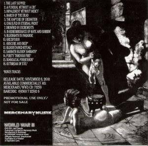 Belphegor: The Last Supper (Promo-CD) - Bild 2