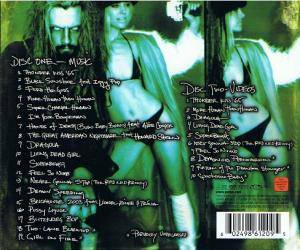 Rob Zombie / White Zombie: Past, Present & Future (Split-CD + Split-DVD) - Bild 2