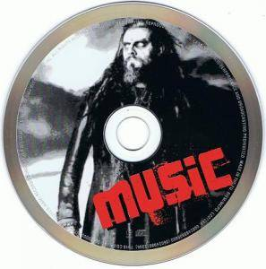 Rob Zombie / White Zombie: Past, Present & Future (Split-CD + Split-DVD) - Bild 3