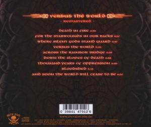 Amon Amarth: Versus The World (CD) - Bild 2