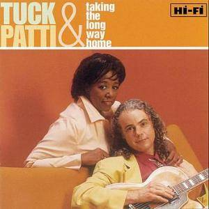 Cover - Tuck & Patti: Taking The Long Way Home