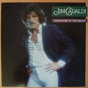 Cover - Jim Capaldi: Daughter Of The Night