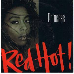 Cover - Princess: Red Hot!