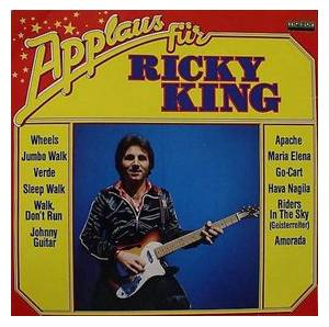 Cover - Ricky King: Applaus Für Ricky King
