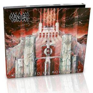 Vader: Welcome To The Morbid Reich (CD) - Bild 1
