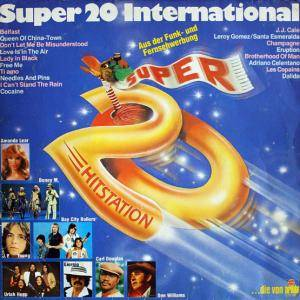 Super 20 International - Hitstation - Cover
