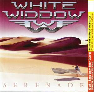 White Widdow: Serenade - Cover