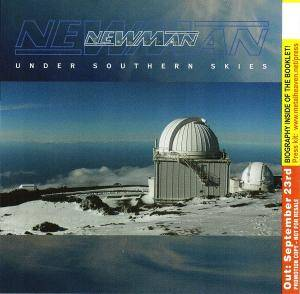 Cover - Newman: Under Southern Skies