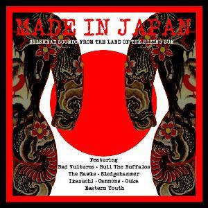 Cover - Sledge Hammer: Made In Japan - Skinhead Sounds From The Land Of The Rising Sun