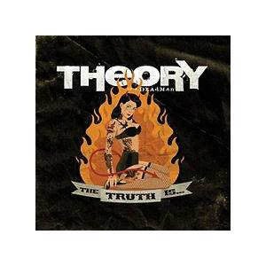 Cover - Theory Of A Deadman: Truth Is..., The