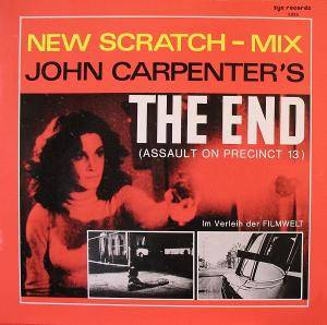 John Carpenter: End (Assault On Precinct 13), The - Cover