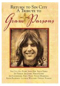 Cover - Jay Farrar: Return To Sin City - A Tribute To Gram Parsons