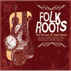 Cover - Oscar Brand: Folk Roots - The Sound Of Americana