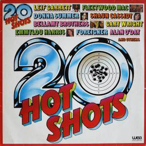 20 Hot Shots - Cover