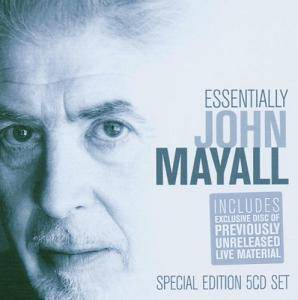John Mayall: Essentially - Cover