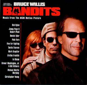 Cover - Grover Washington Jr. & Bill Withers: Bandits - Music From The MGM Motion Picture