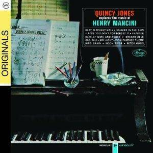 Cover - Quincy Jones: Explores The Music Of Henry Mancini