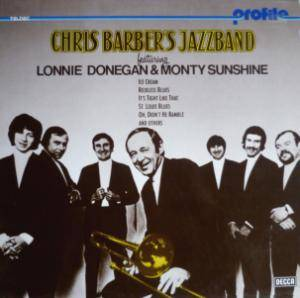 Cover - Chris Barber's Jazzband: Chris Barber's Jazz Band Feat. Lonnie Donegan & Monty Sunshine