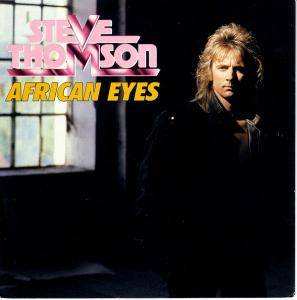 Cover - Steve Thomson: African Eyes