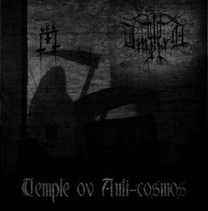Impera: Temple Ov Anti-Cosmos - Cover