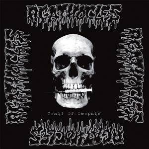 Agathocles: Agathocles / Nunslaughter - Cover
