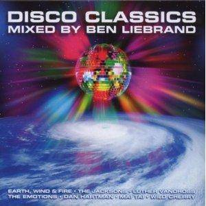 Cover - Limit, The: Disco Classics Mixed By Ben Liebrand