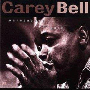 Cover - Carey Bell: Heartaches And Pains