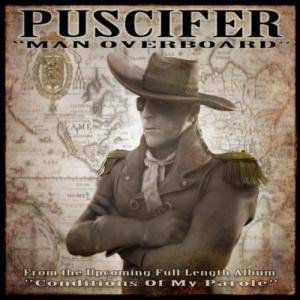 Puscifer: Man Overboard - Cover